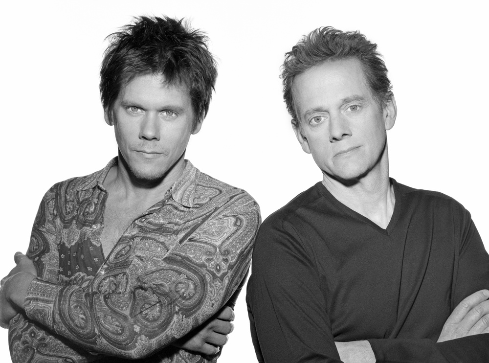 The Bacon Brothers Kevin Bacon Michael Bacon Singer-songwriters actor