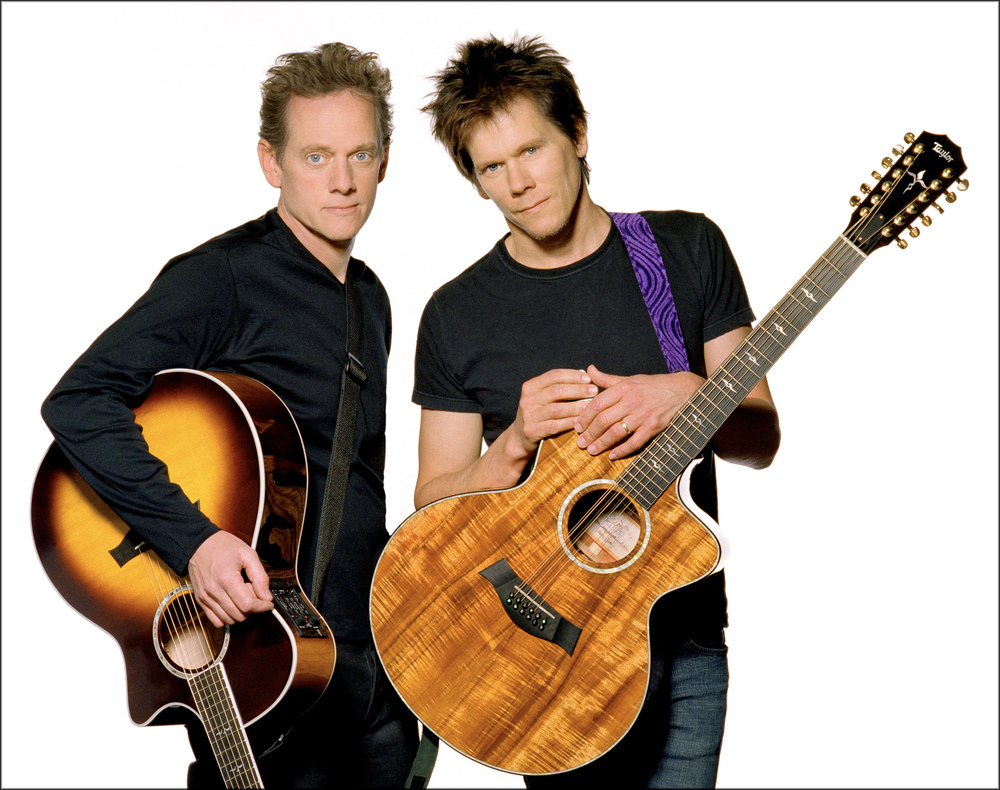The Bacon Brothers Michael Bacon Kevin Bacon Singer-songwriters actor