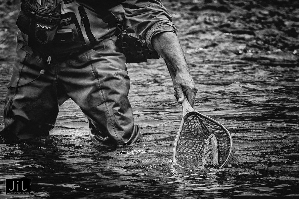 Mark Swenson Fly Fishing Guide