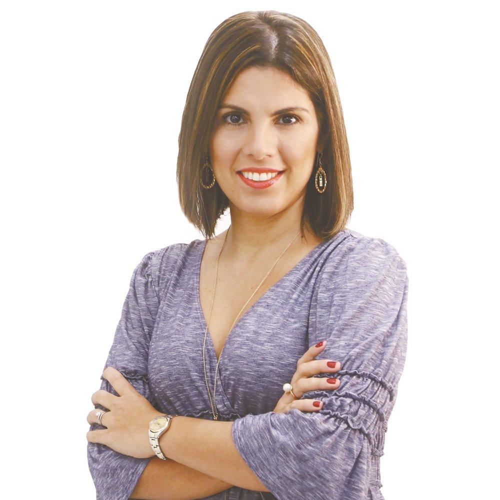 GABRIELA TEASDALE  Presidenta de Transformacion Paraguay