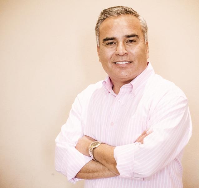 DR. HERMILO JASSO  Profesor de Negocios de Lee University, Estados Unidos