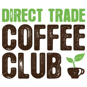 Direct Trade Coffee Club Logo