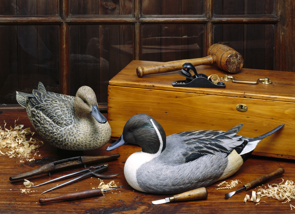Ducks, Birds & Decoys