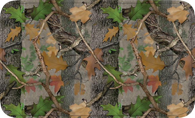 Merveilleux Fall Camouflage Bath Mat Cabin And Lodge Decor Woodland Things