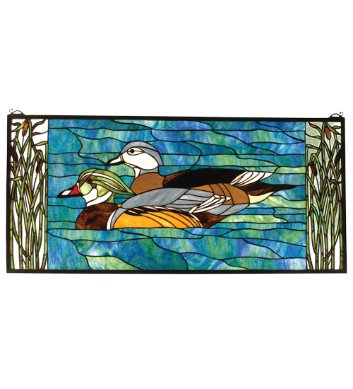 Stained Glass Panel Wall Art