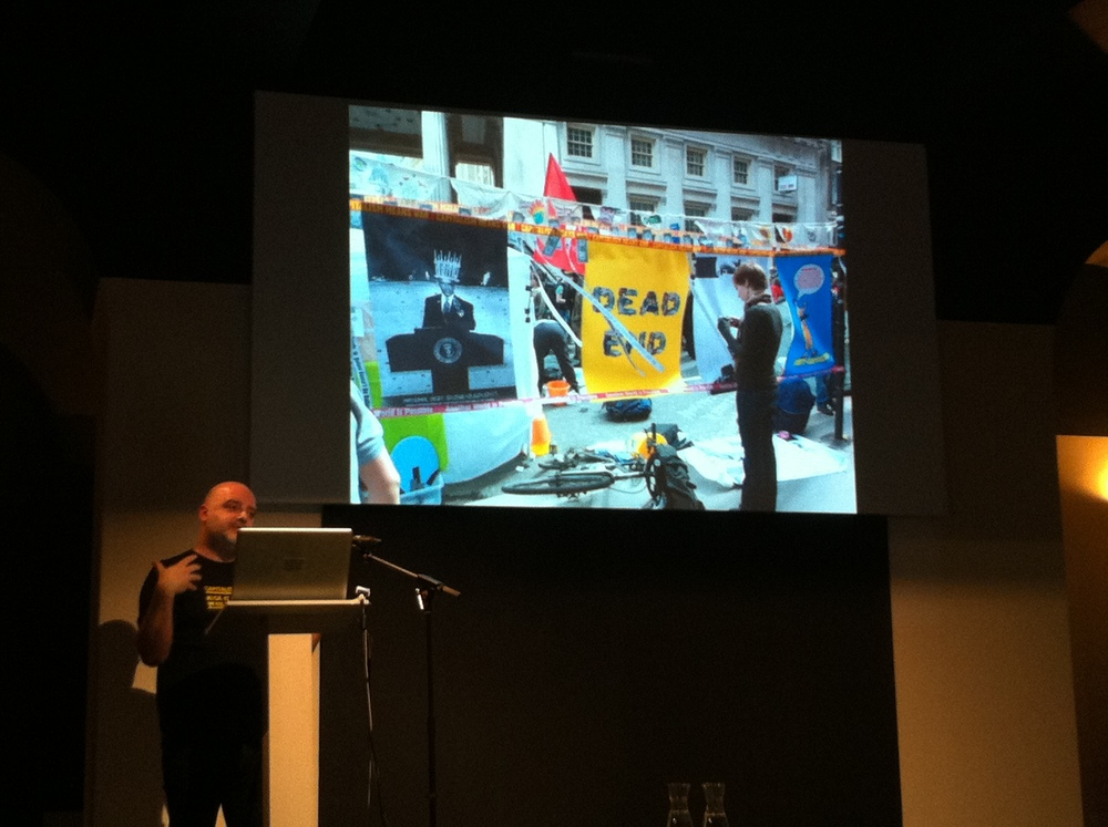 Noel Douglas - Resist Revolt Design