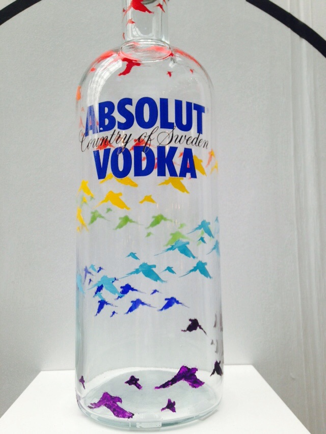 New Designers : Part Two - Absolut Competition Finalist - Scott Crouch