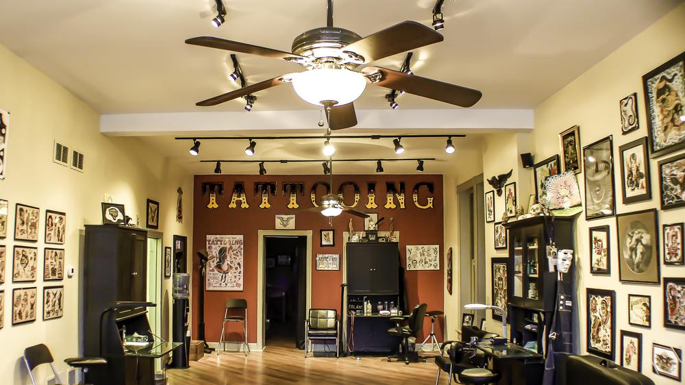The Shop Modern Vintage Tattoo