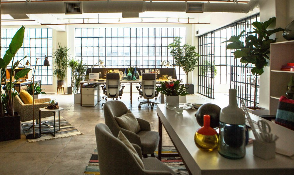 Upscale Creative Office Spaces In Downtown Los Angeles