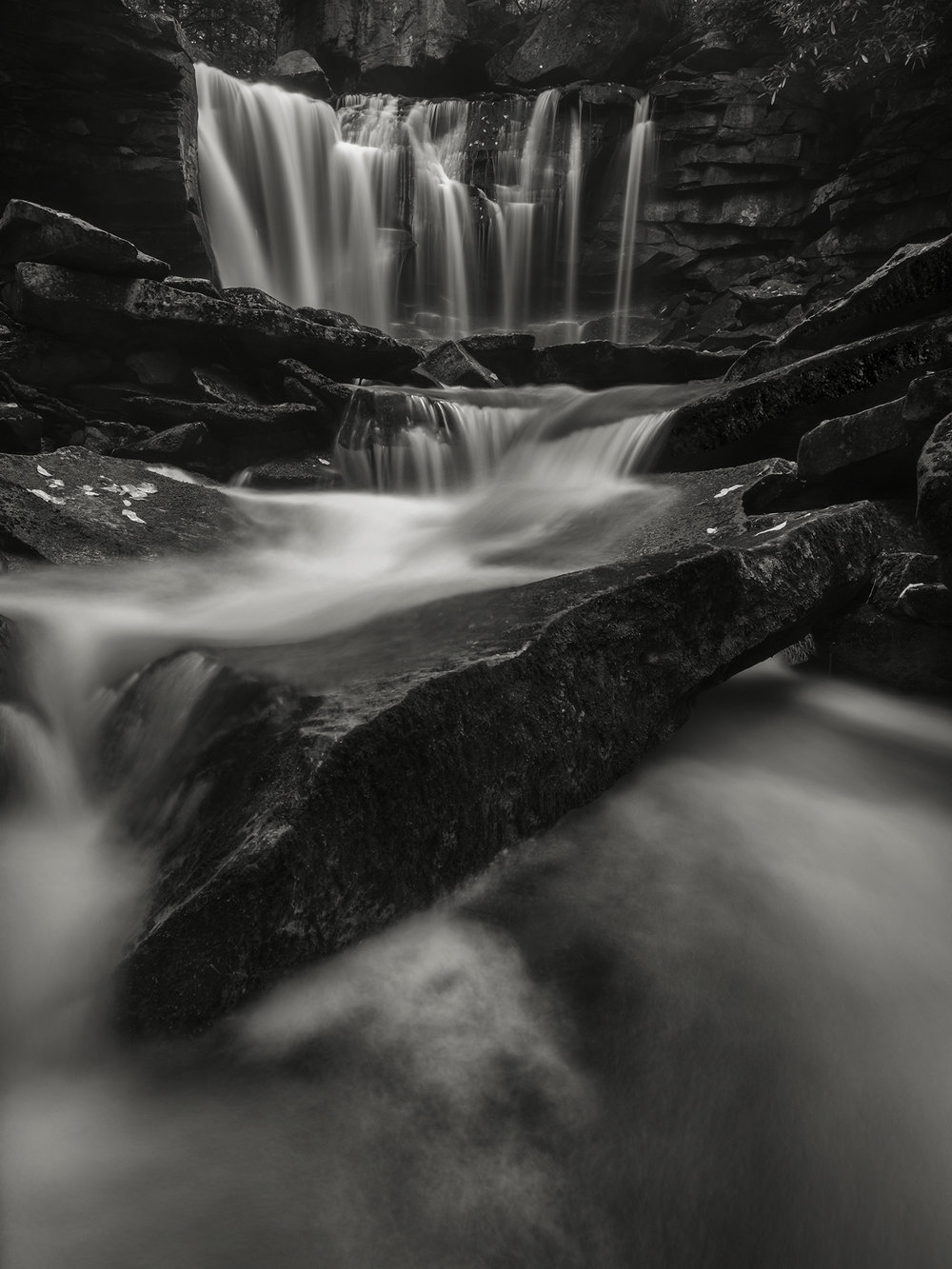 Elakala No. 1, Shays Run • Black Water Falls State Park, WV