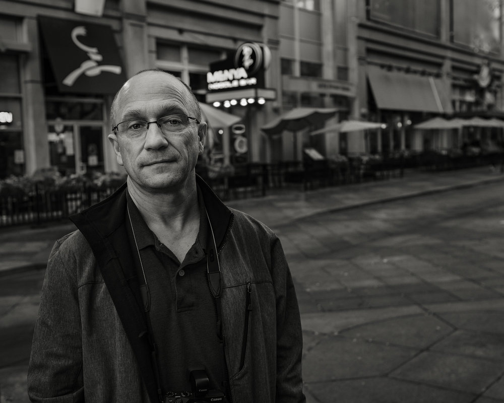 Kevin • Denver, Colorado. Fuji X-Pro 2 and a Fujinon XF23mm f1.4 R. Image exposed at ISO 800 at f2.8 for 1/100 of a second.