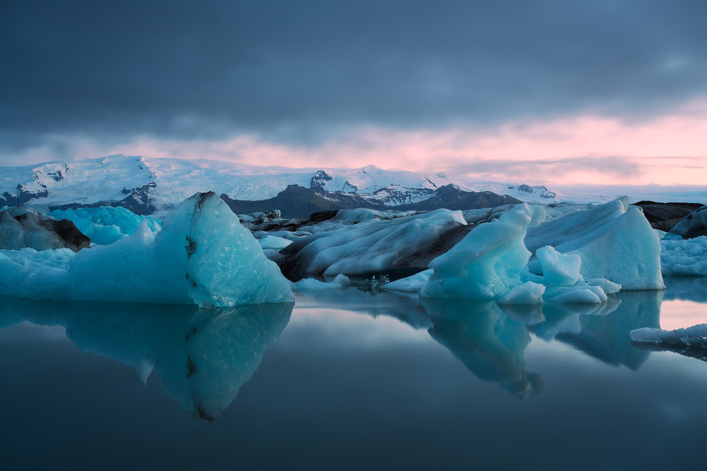 Blue Ice Lagoon