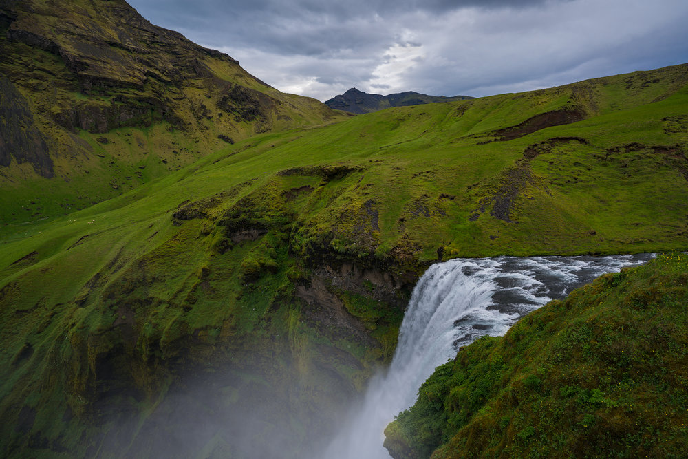 Highlands at Skogafoss