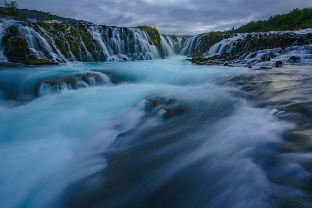 The Flow of Brurafoss