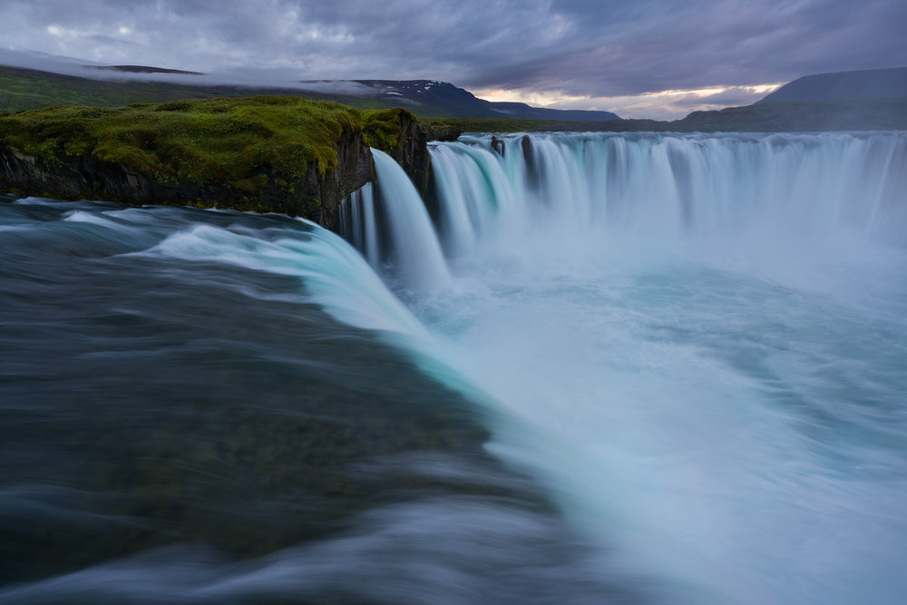 The Power of Godafoss