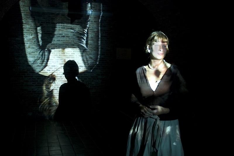 """Bergstraat 16"", Francesca Grilli, installation"