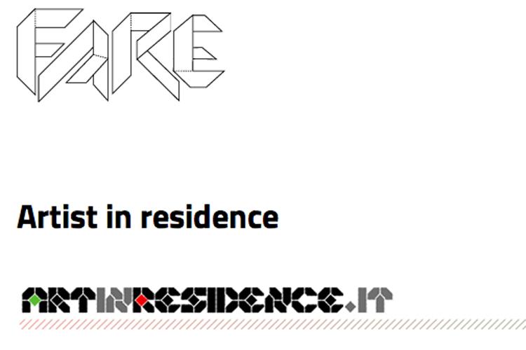 FARE, Milano (Italy)> RESIDENCY, 2012