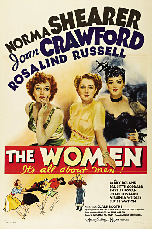 The Women Classic Movie Posters Wall Art Framed — MUSEUM OUTLETS