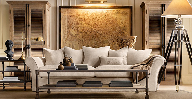 Map Wall Art antique new york map horizontal unique wall art — museum outlets