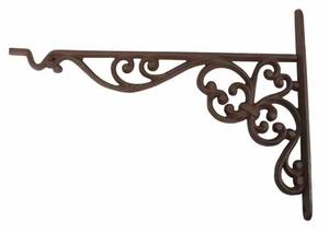 decorative metal shelf bracketjpg - Decorative Metal Shelf Brackets