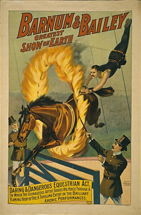 Circus Vintage Posters 68