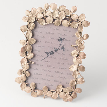 Gold Clover Picture Frame Handmade Usa Museum Outlets