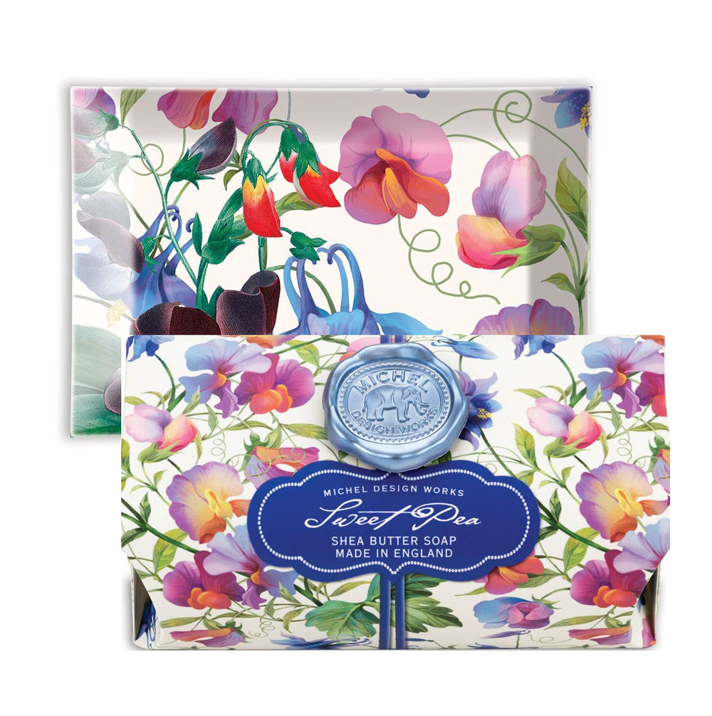 Michel Design Works Sweet Pea   Beautiful Hostess Gifts