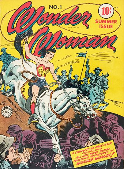 comicbook covers Vintage