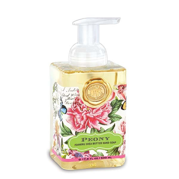 foaming hand  soap - affordable, decorative and practical!