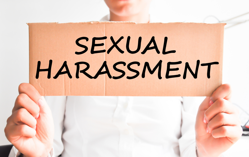Sexual harassment law in texas