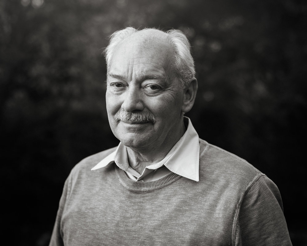 Klaus Teuber, inventor of CATAN