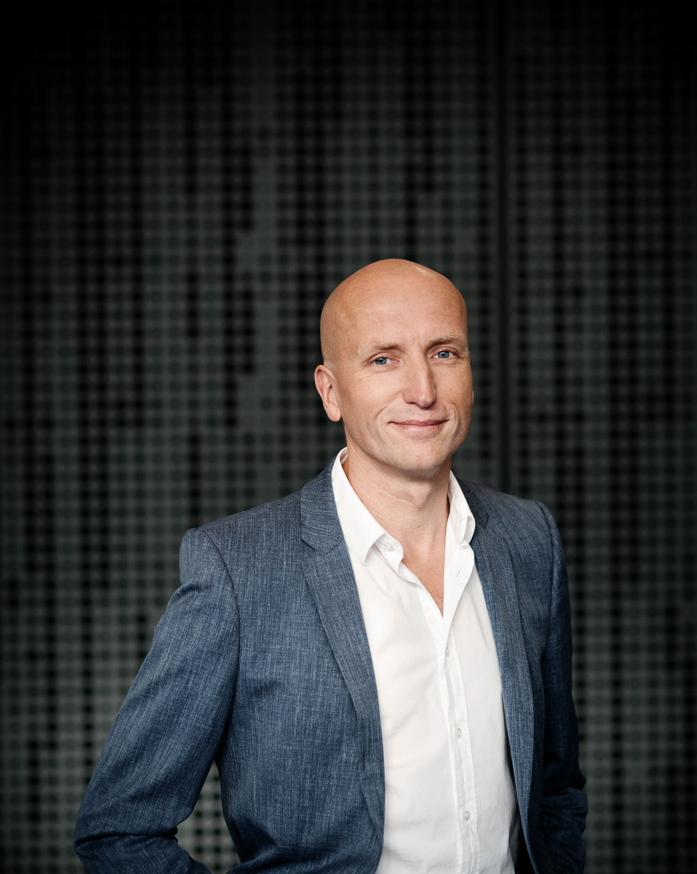 ürgen Blomenkamp, CEO GroupM