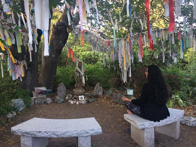 Amma Prayer Garden at Shasta