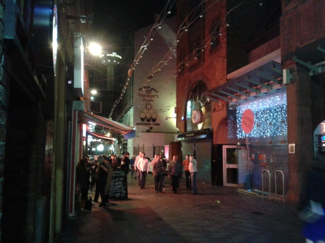Mathew Street Nightlife