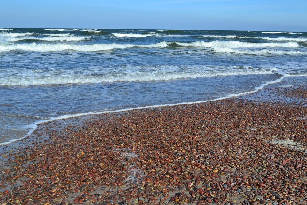 Baltic Sea, 2011
