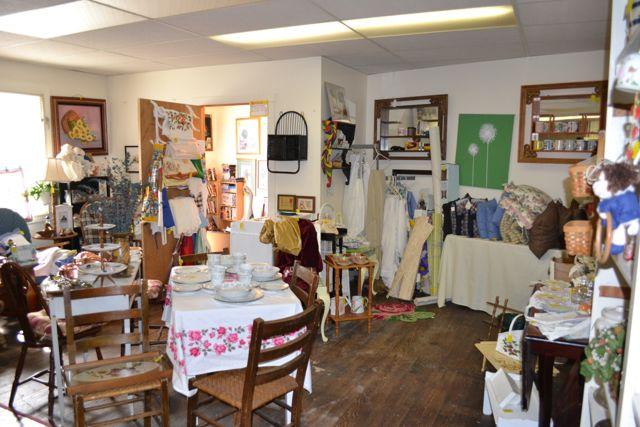 cafe back room (before)