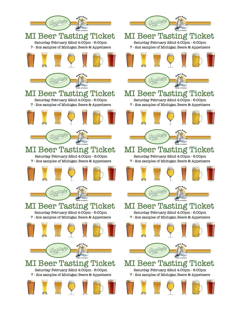 Smalleys Beer Tasting Tickets 2014.jpg