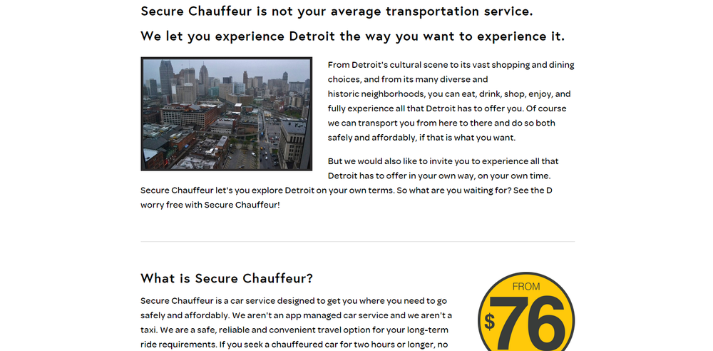 Secure Chauffeur screenshot 2.png