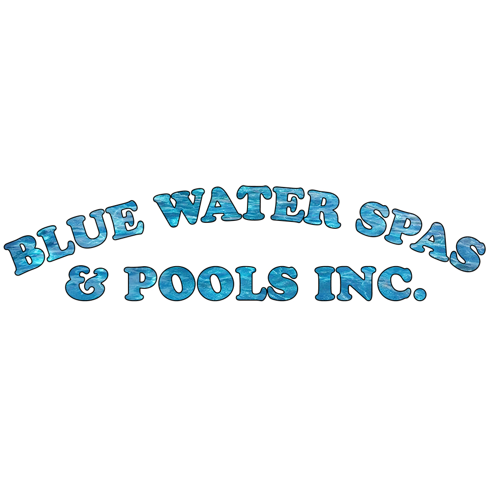 Blue Water Spas and Pools Logo