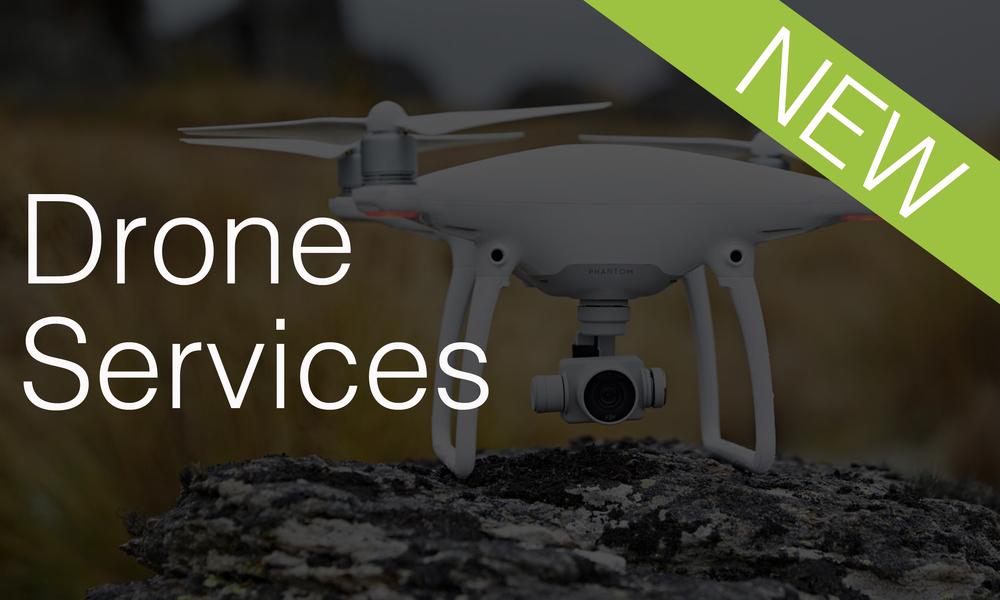 Drone Services Button