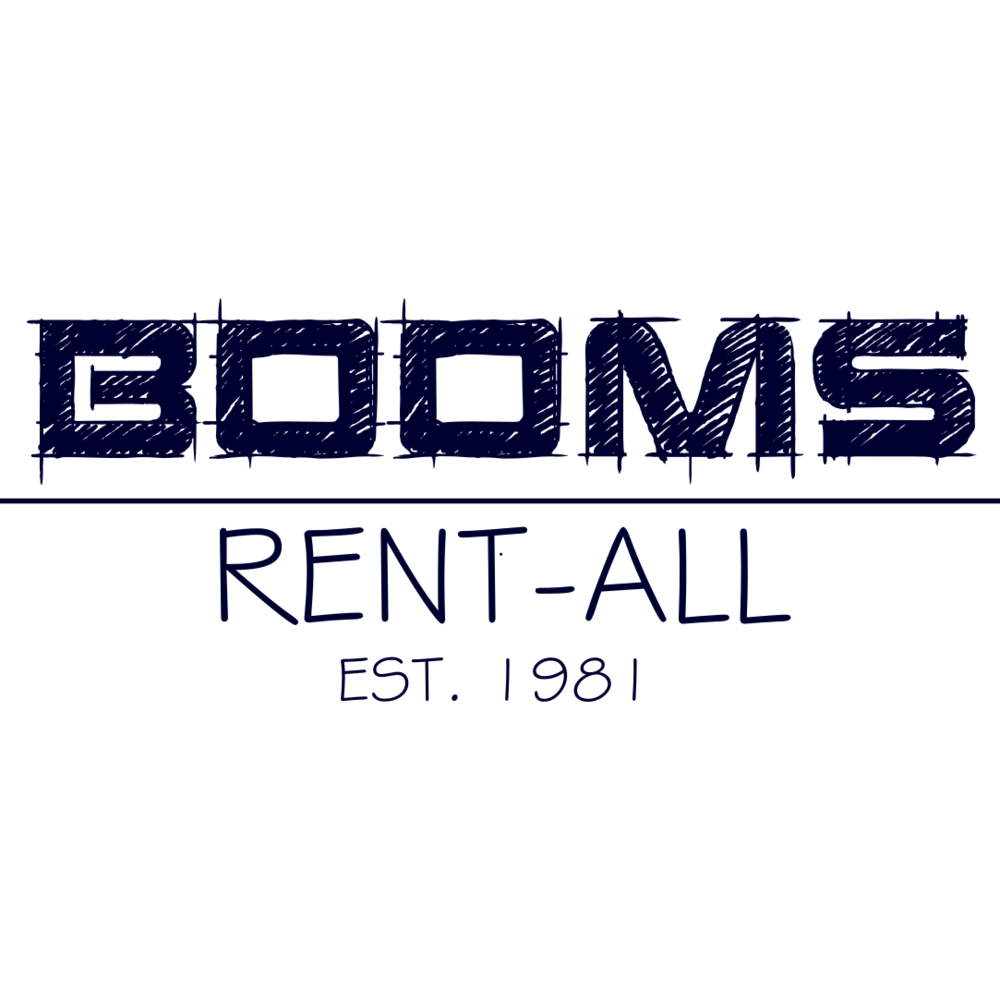 Booms Rent-All