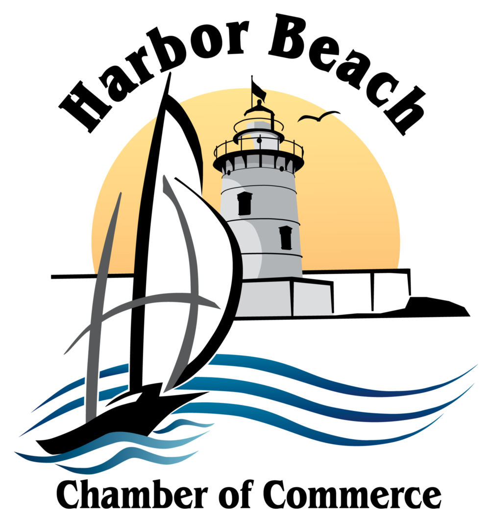 Harbor Beach Chamber of Commerce Logo