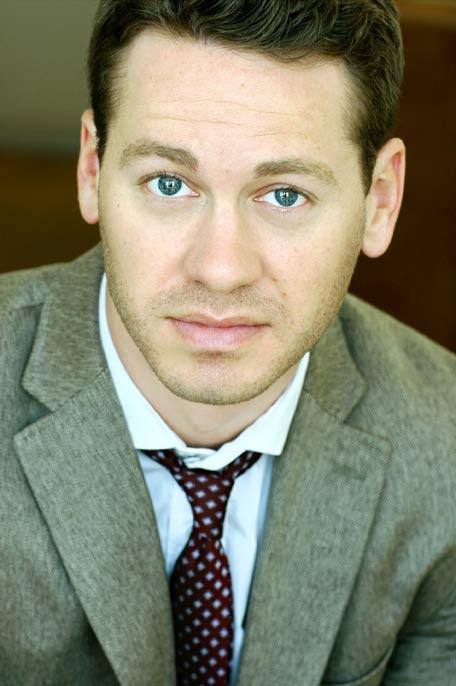 Joshua David Cavanaugh(Aaron)