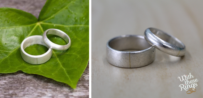 The Pros And Cons Of Silver Wedding Bands With These Rings