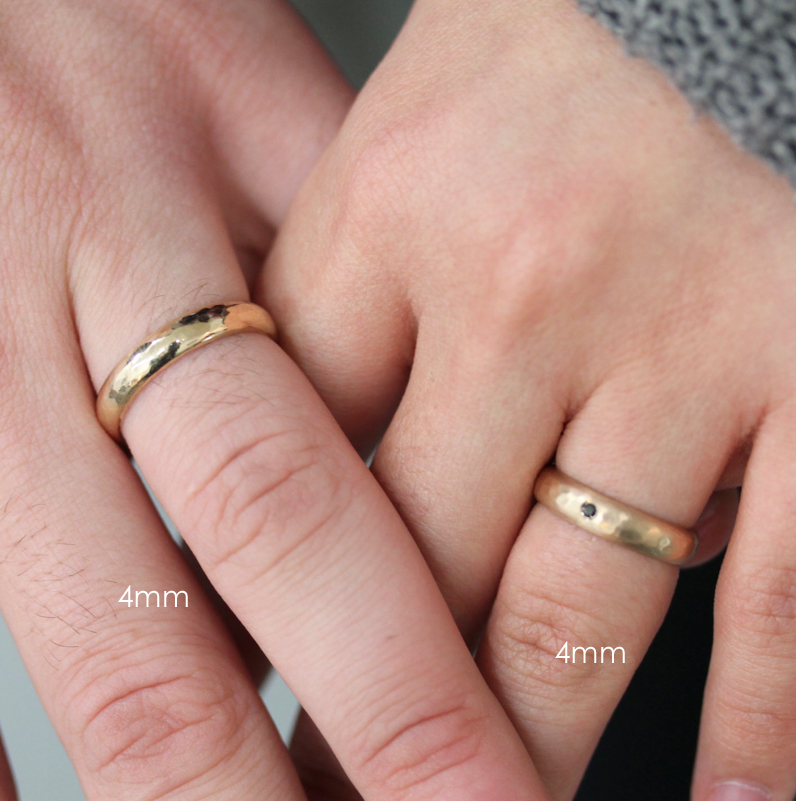 Band Widths With These Rings