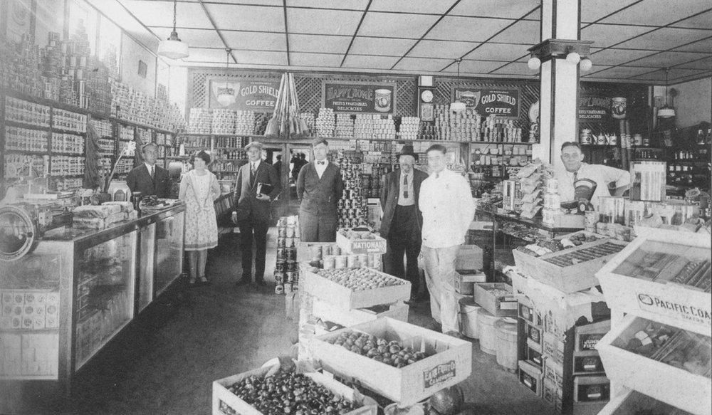 Photo c/o  Aldrich's Market