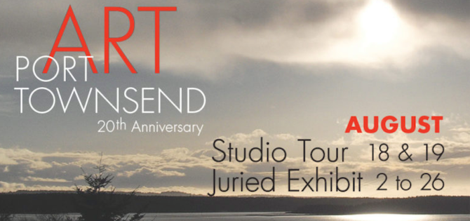 port townsend, art, studio tour