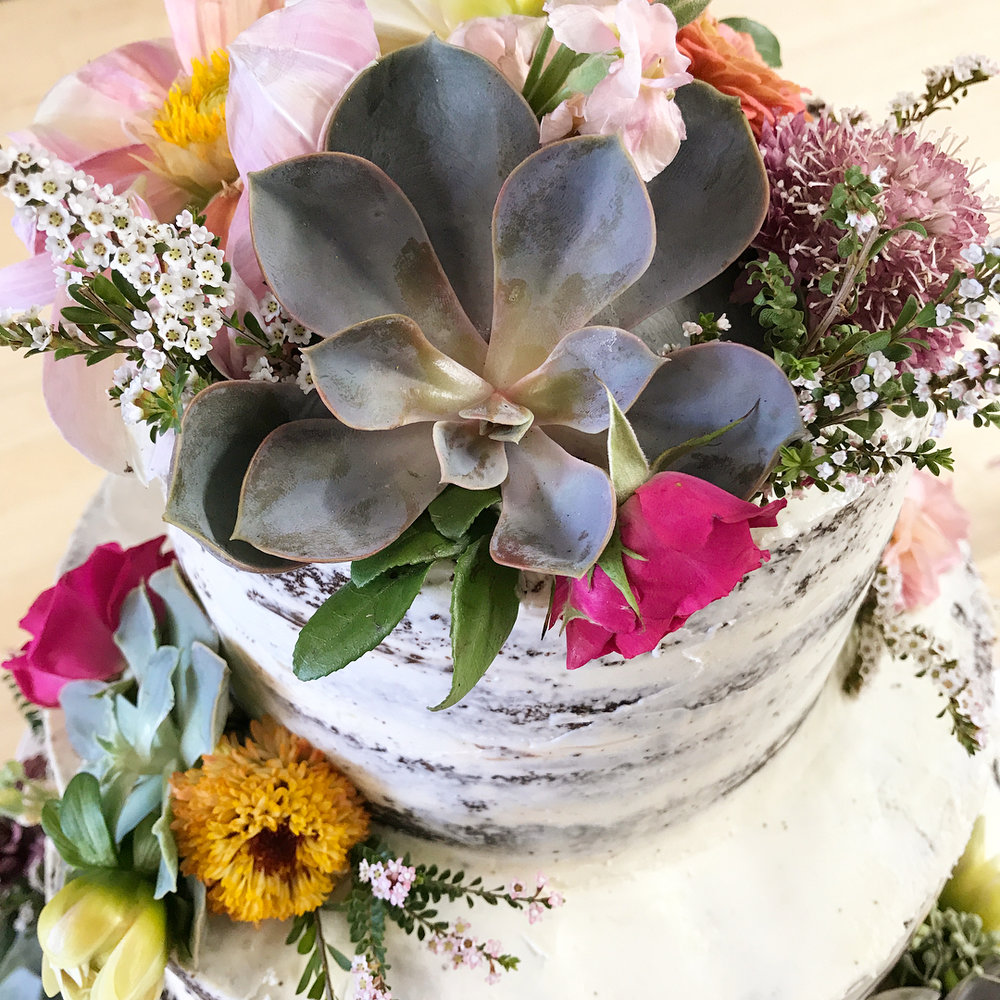 Photo Credit: Wildflower Cakes