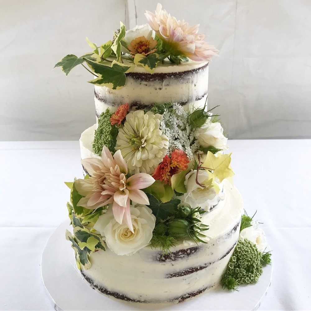 Photo Credit: Wildflower Cakes