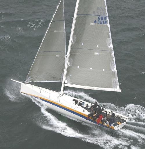 Oystercatcher XXVIII 54' IRC